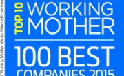 WellStar on Working Mother 100 Best Companies' Top 10 list for 6th Year