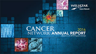 WELLSTAR CANCER NETWORK RECEIVES NATIONAL DISTINCTION